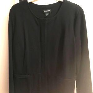 New! Liz Claiborne Career Jacket - XL
